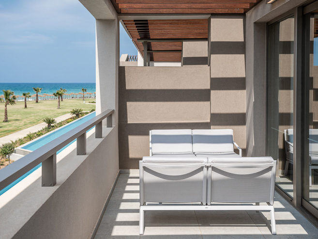family suites sea view gallery