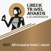 Greek travel awards Scandinavia Euphoria Resort Chania
